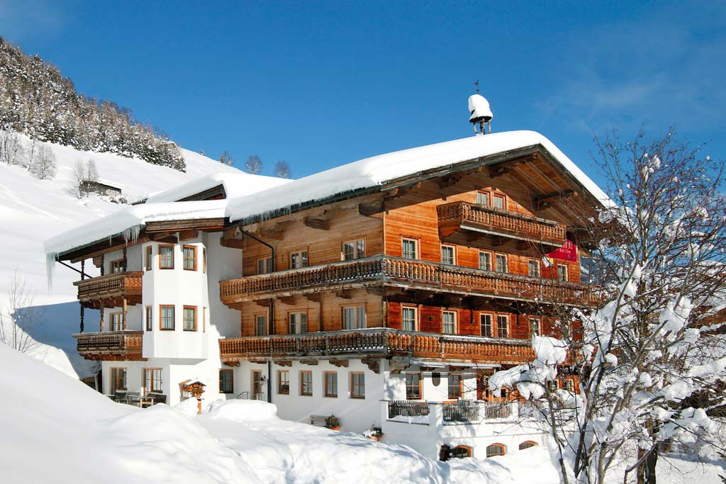 Hotel Hanslerhof Gerlos